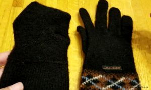 How to make Japanese Glove Puppet Step2
