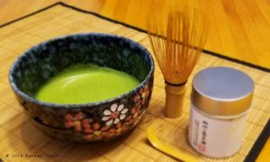 Matcha and tools