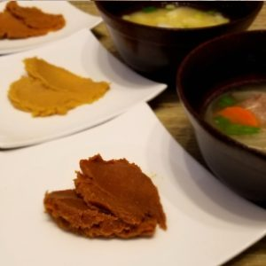 learn about miso paste