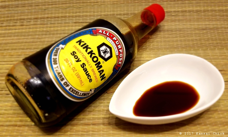kikkoman regular soy sauce review