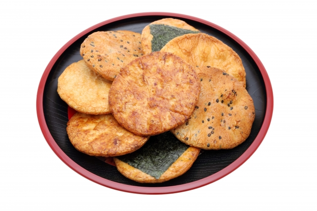 Senbei Rice Crackers