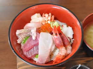 Kaisen-don Seafood Bowl