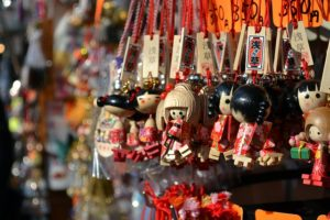 Cute Little Key Chains from Asakusa, Tokyo