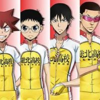 meaning of Japanese kanji in Yowamushi Pedal