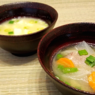 How to Make Lower Sodium Healthy Miso Soup | Kansai Chick